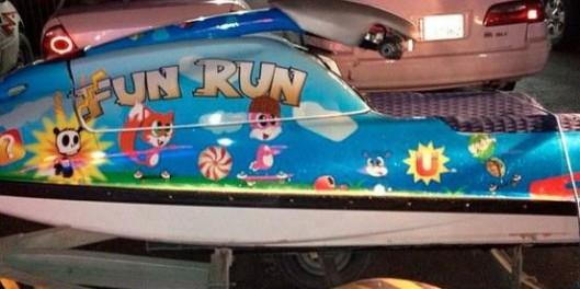 Fun Run Jet Ski